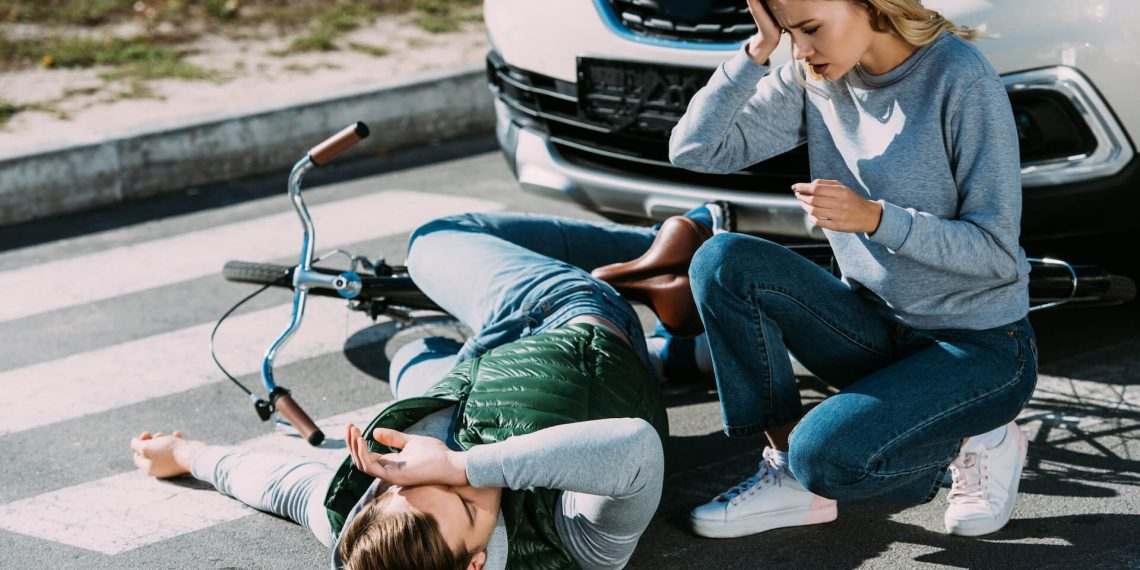 do glendale california bicycle accident victims need a police report