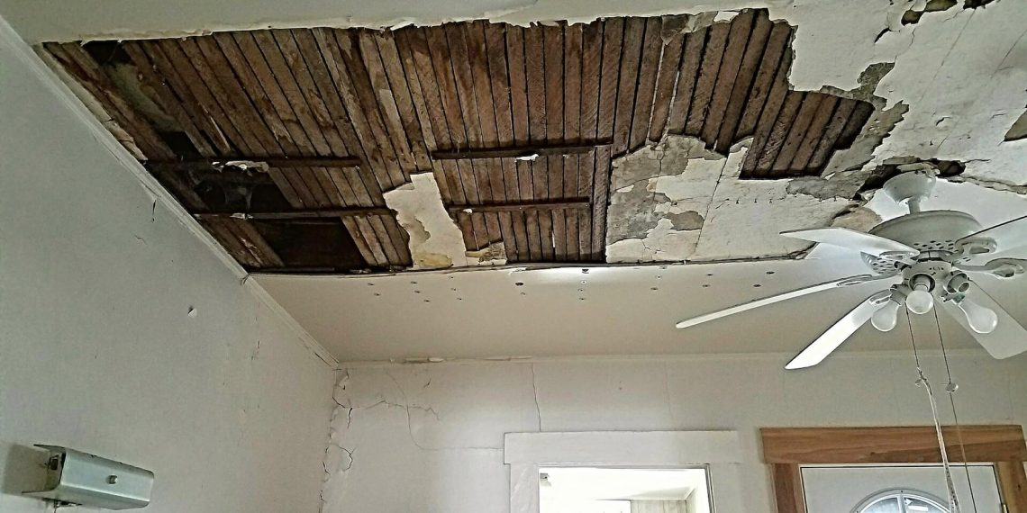 landlord rights when tenant destroys property