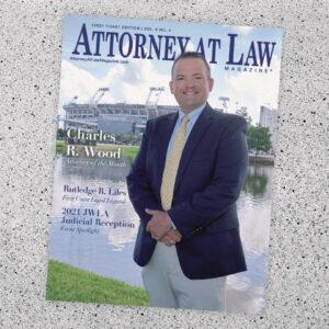 Attorney at Law Magazine First Coast Vol. 6 No. 4
