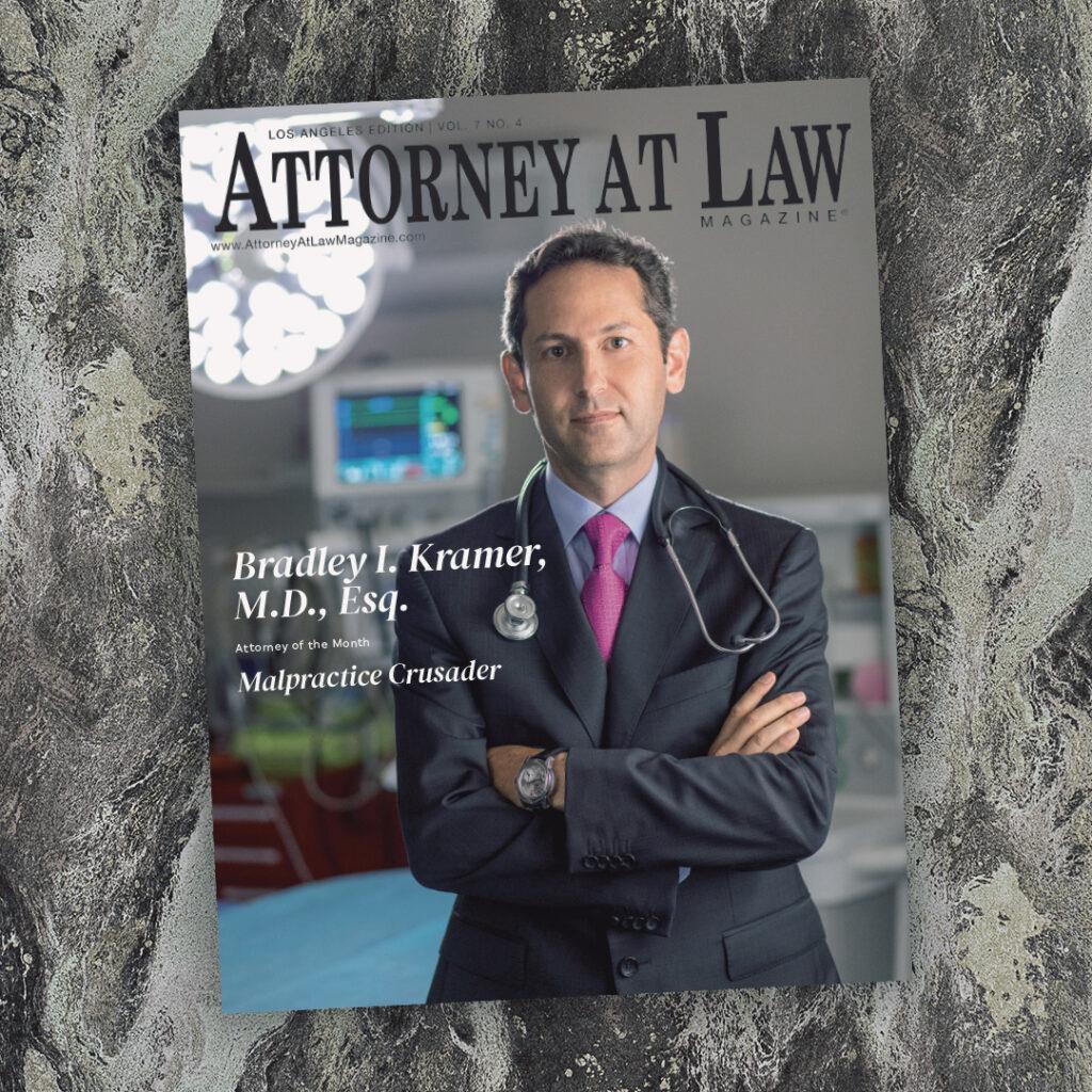 Attorney at Law Magazine Los Angeles Vol. 7 No. 4