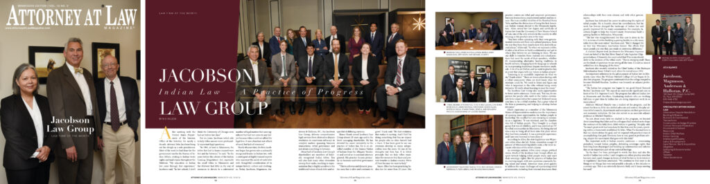 Jacobson Law Group Story