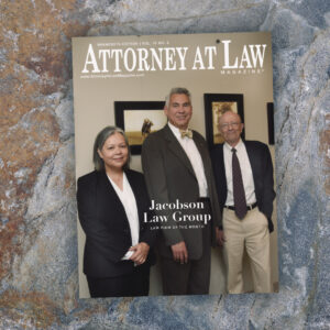 Attorney at Law Magazine Minnesota Vol. 10 No. 8