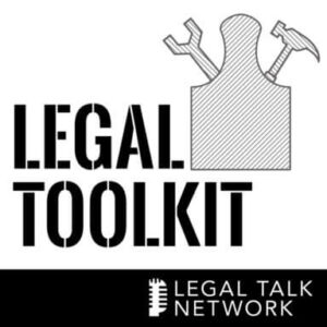 Legal Toolkit Podcast Cover from Legal Talk Network