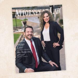 Attorney at Law Magazine Dallas Vol. 8 No. 3