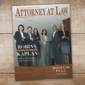 Attorney at Law Magazine Minnesota Vol. 10 No. 9