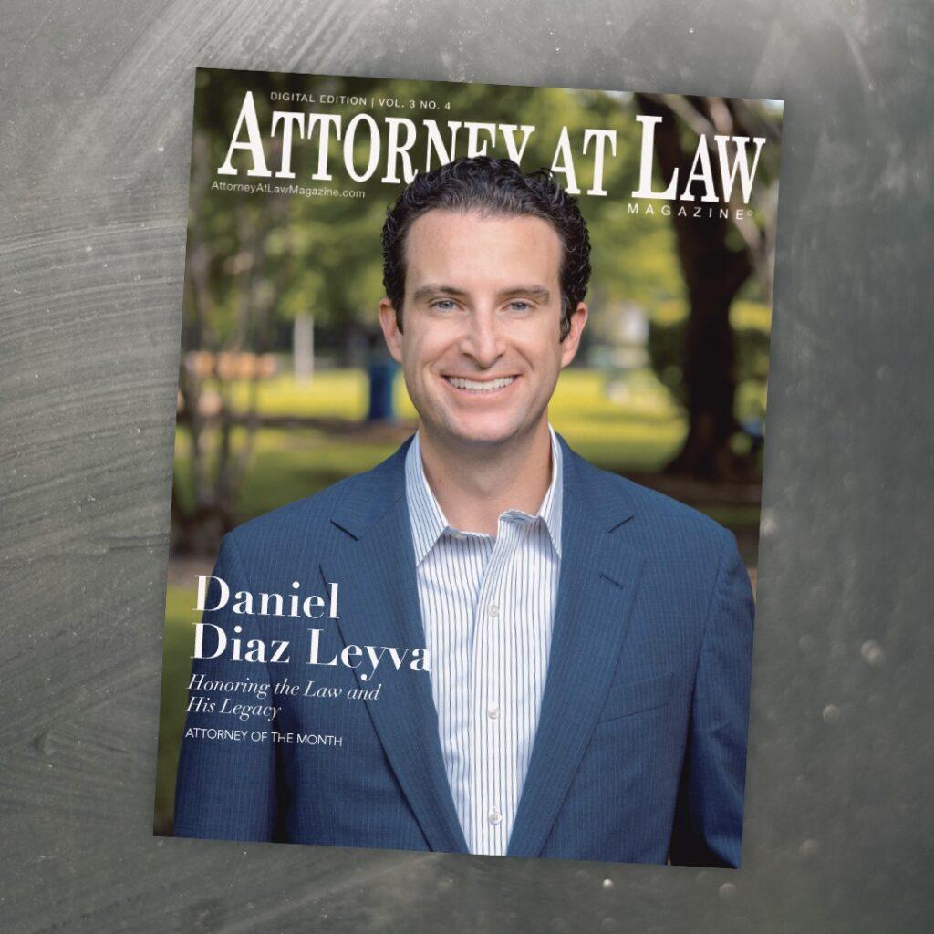 Daniel Diaz Cover