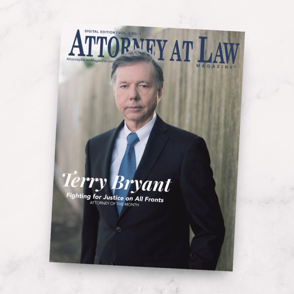 Terry Bryant Cover