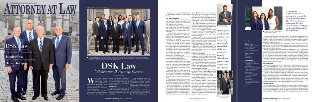 DSK Law