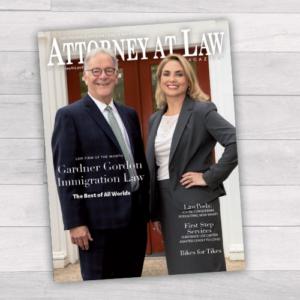 Attorney at Law Magazine NC Triangle Vol. 9 No. 5