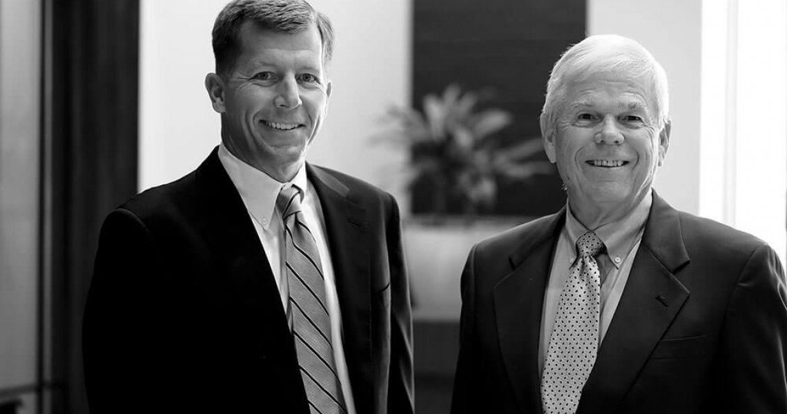 Bill Sandweg and John Ager