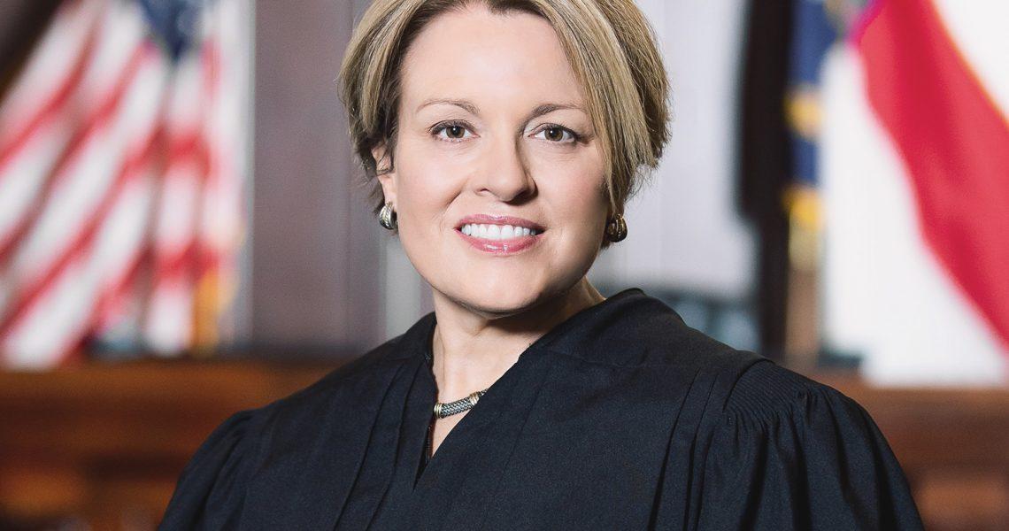 Chief Judge Donna Stroud