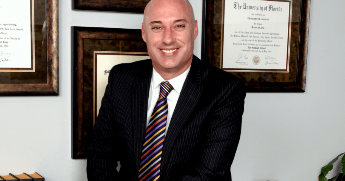 Christopher W. Rumbold