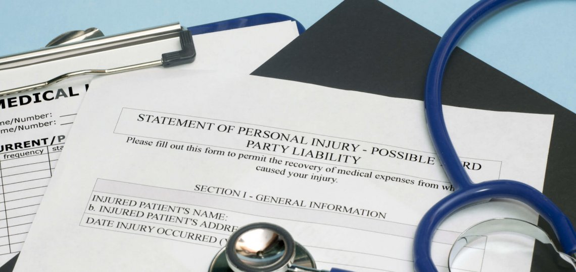 Circumstances That Entitle You to File a Personal Injury Suit