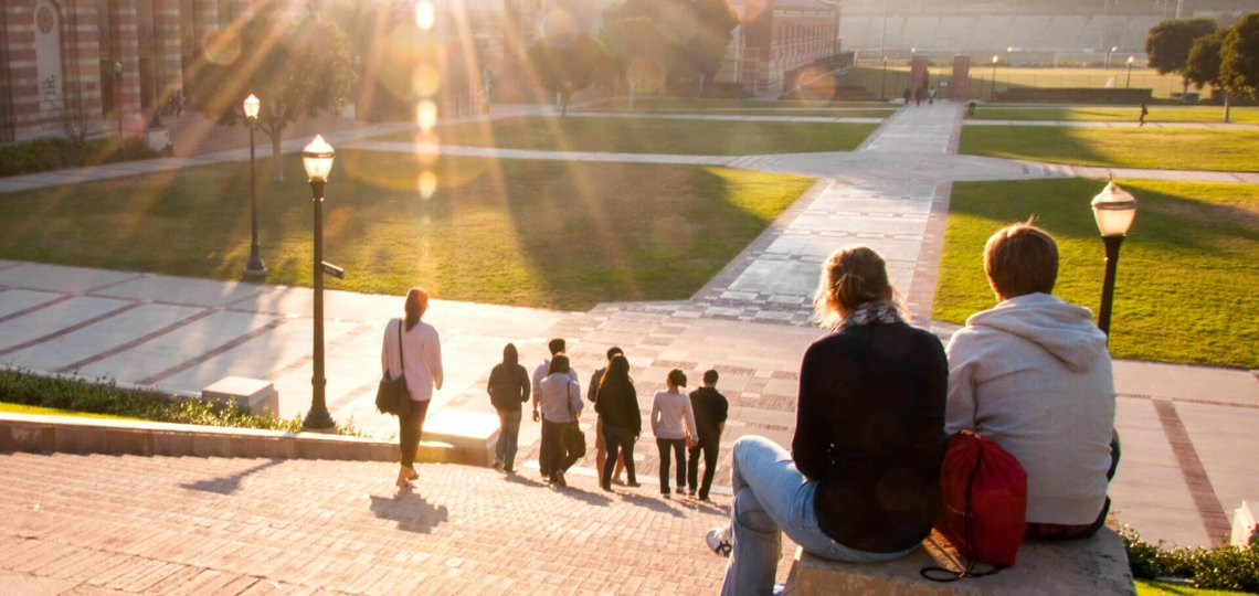 College University Impact from no International Students