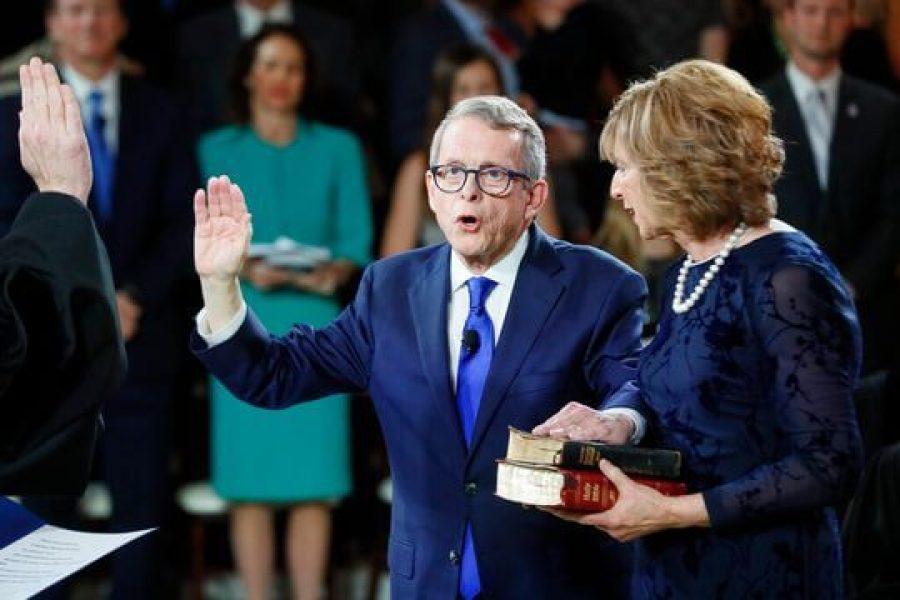 DeWine Oath