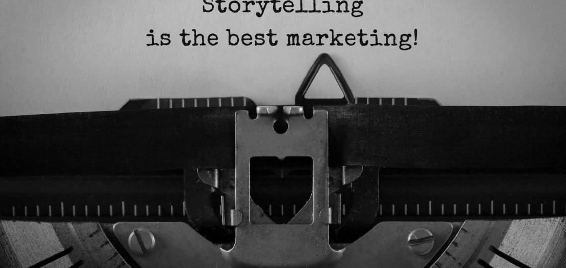 For Law Firms, Storytelling is the Key to Successful Branding