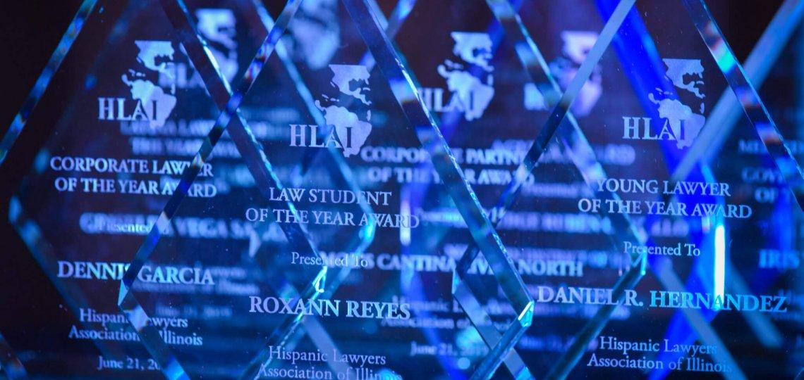 Hispanic Lawyers Association of Illinois 2019 Gala