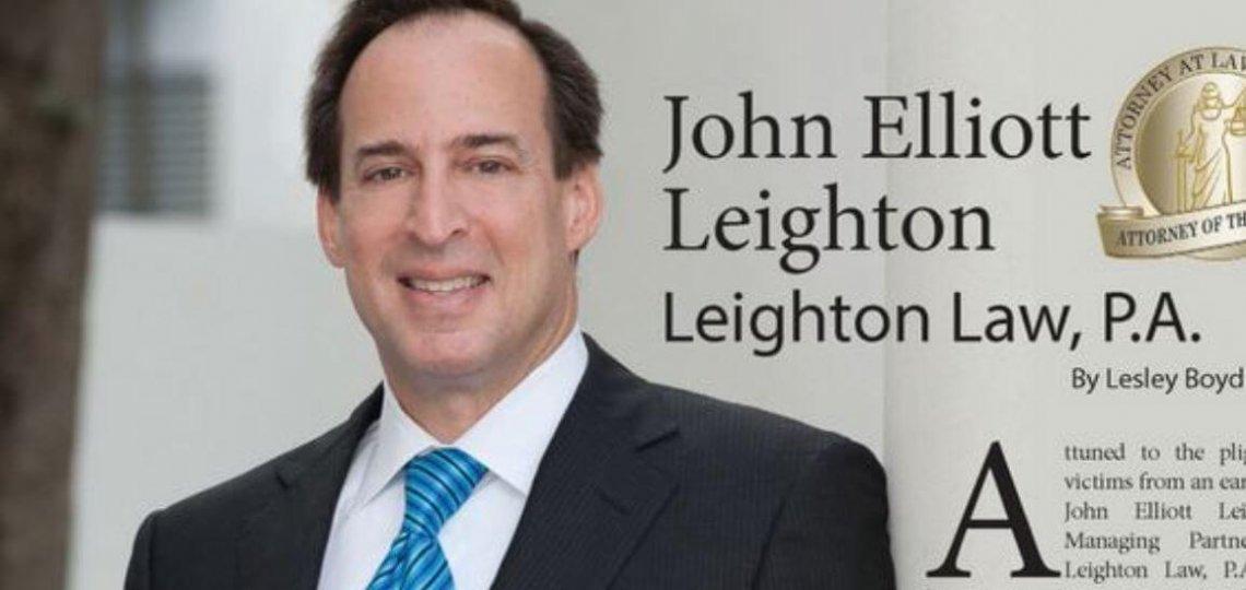 John Elliott Leighton