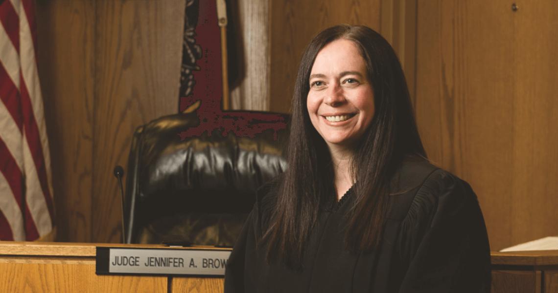 Judge Jennifer Brown