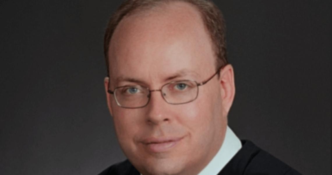 Judge Martin Hoffman