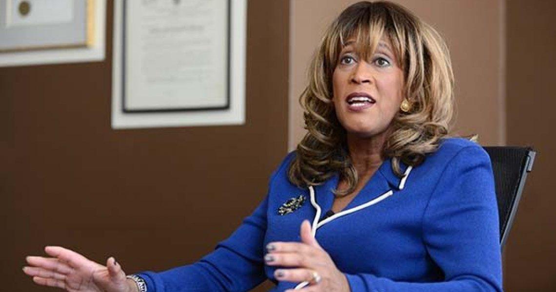Judge Pamila Brown