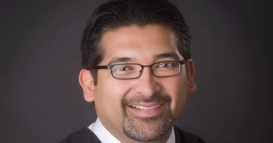 Judge Roberto Cañas Jr