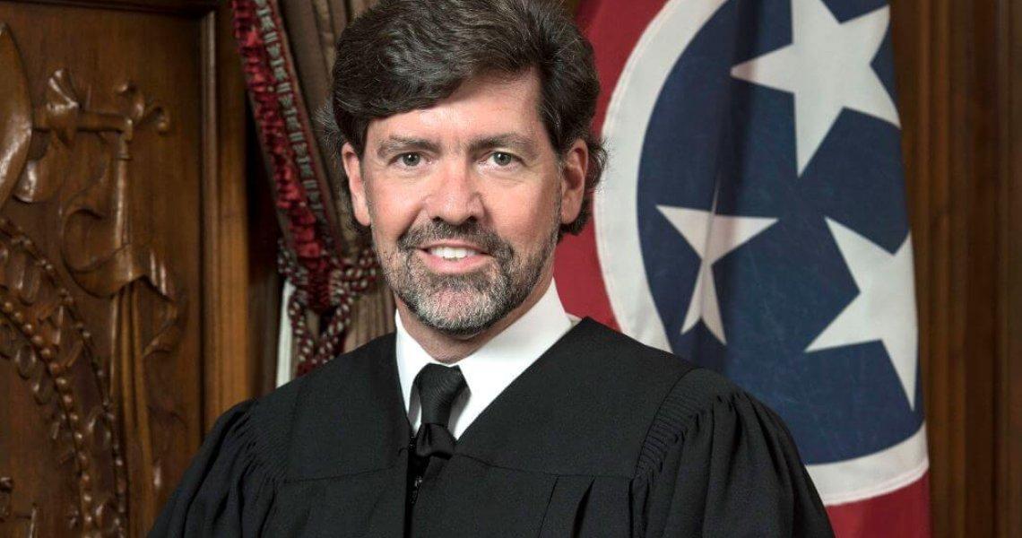 Judge Timothy Lee Easter