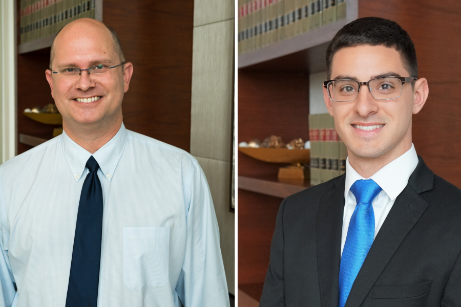 Terrence N. Freeman, II and Constantine Christakis