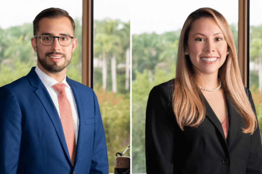 Mark N. Salinero and Christine G. Soto