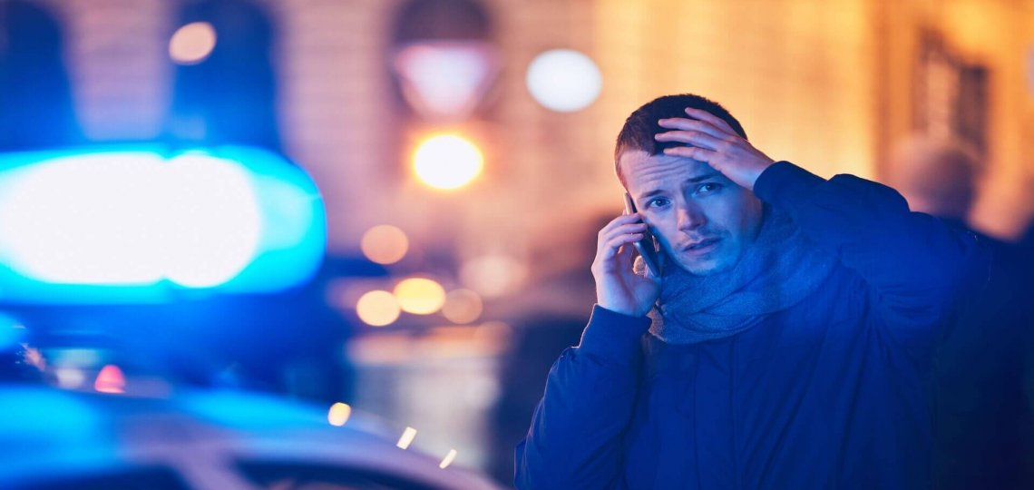 Should you talk to the police before a lawyer about an injury claim