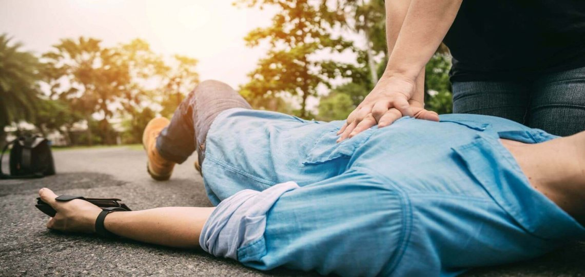 What You Should Do When Someone Suffers A Cardiac Arrest