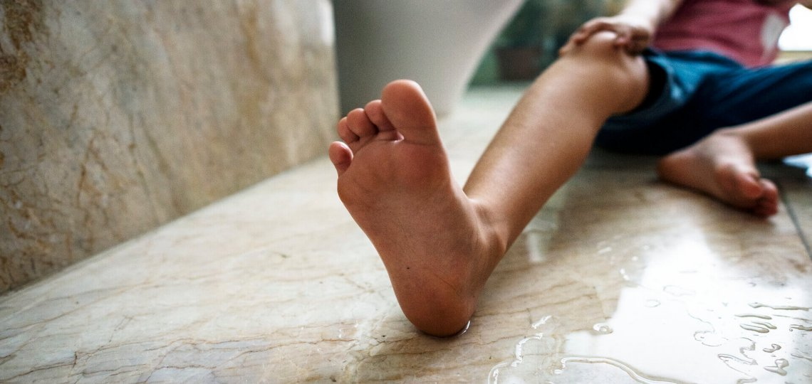 What do when in a Slip and Fall Accident in Dallas