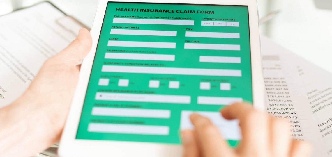 What is the process of a personal injury claim