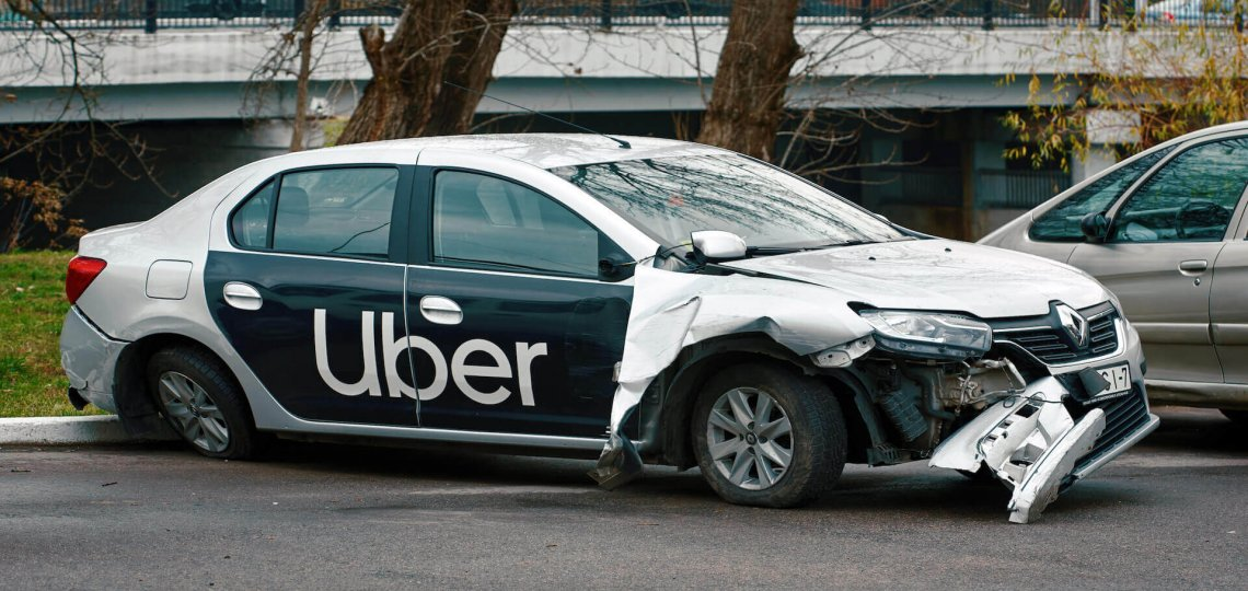 Why You Should Get A Lawyer When Your Uber Gets Into An Accident