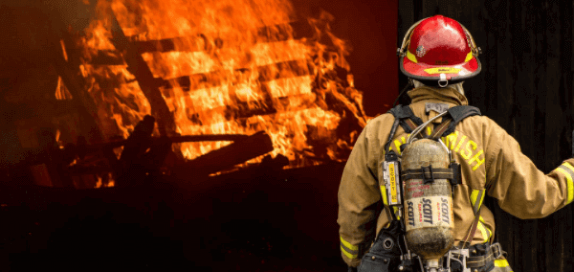 California Bill Prioritizes PTSD-Related Workers' Comp For Firefighters and First Responders