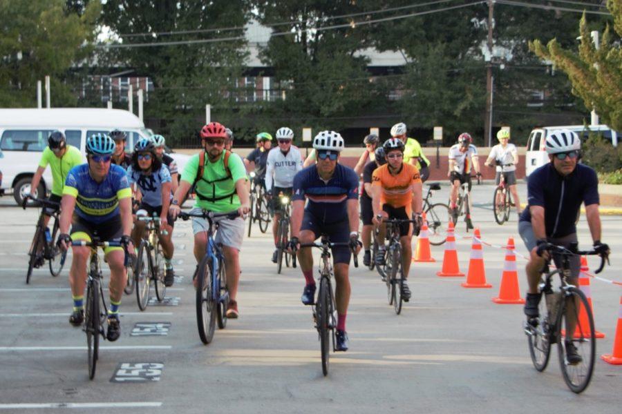 Campbell Law School Annual Bike Ride