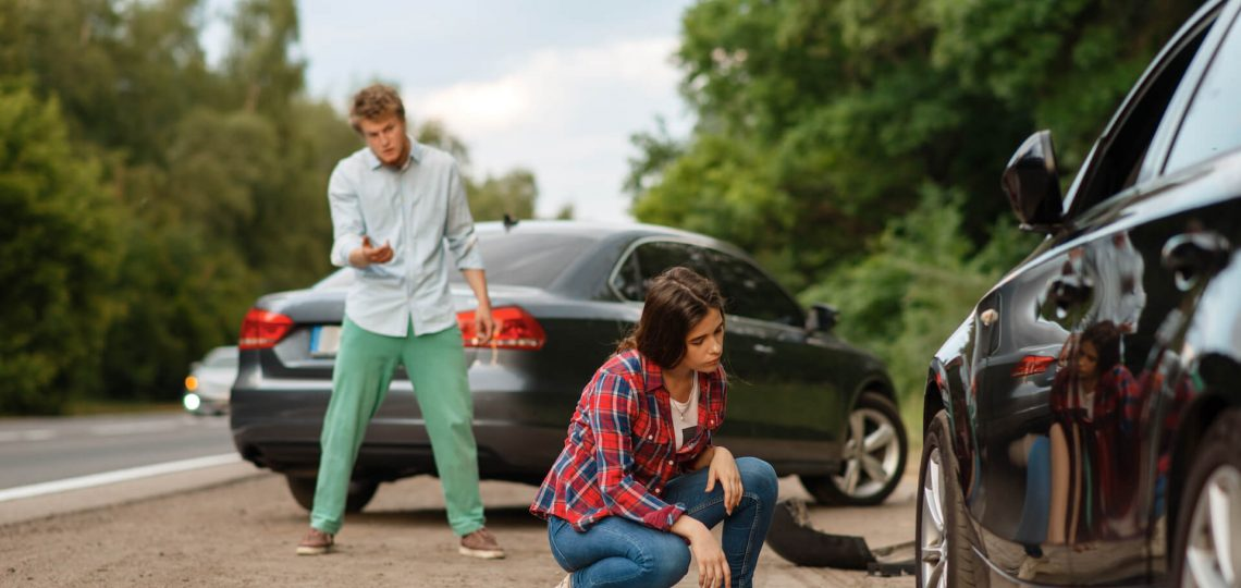 common damages that are included in and auto accident claim in thousand oaks california