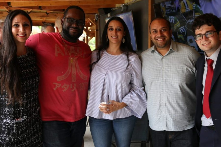 DCDLA Welcomes Summer with Happy Hour Social
