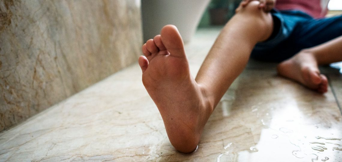 evidence needed for slip and fall case in thousand oaks california