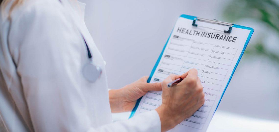 health insurance claim is denied