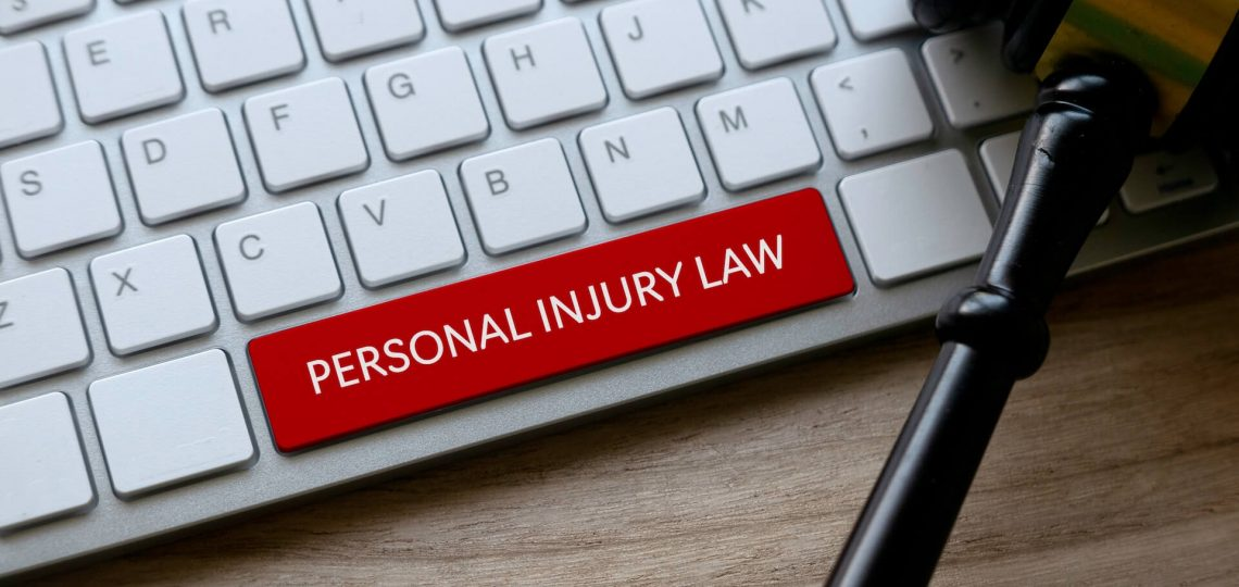 how is fault determined in a personal injury claim