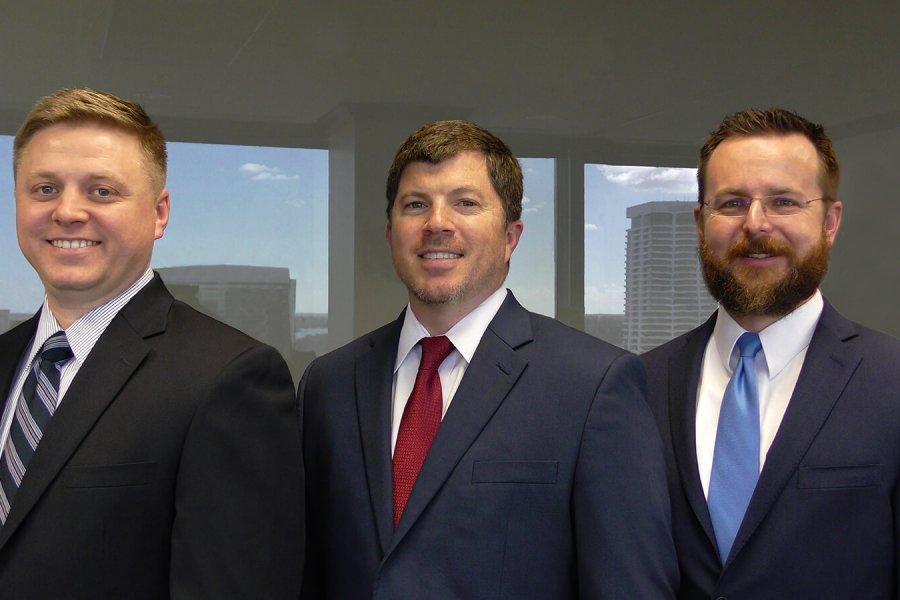 Austin B. Calhoun, Hans C. Wahl and Brandon C. Meadows