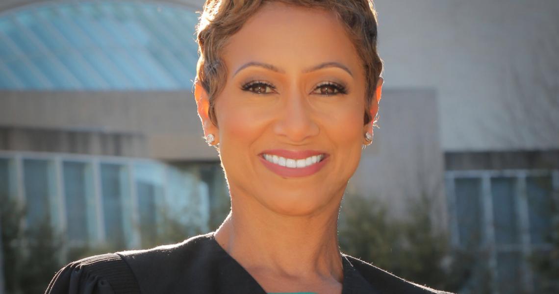 Judge Monica Purdy