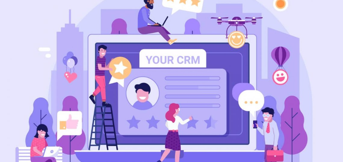 law firm crm system