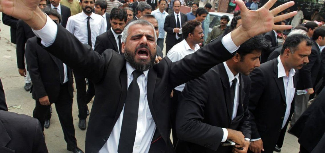 Lawyers at Risk in Pakistan