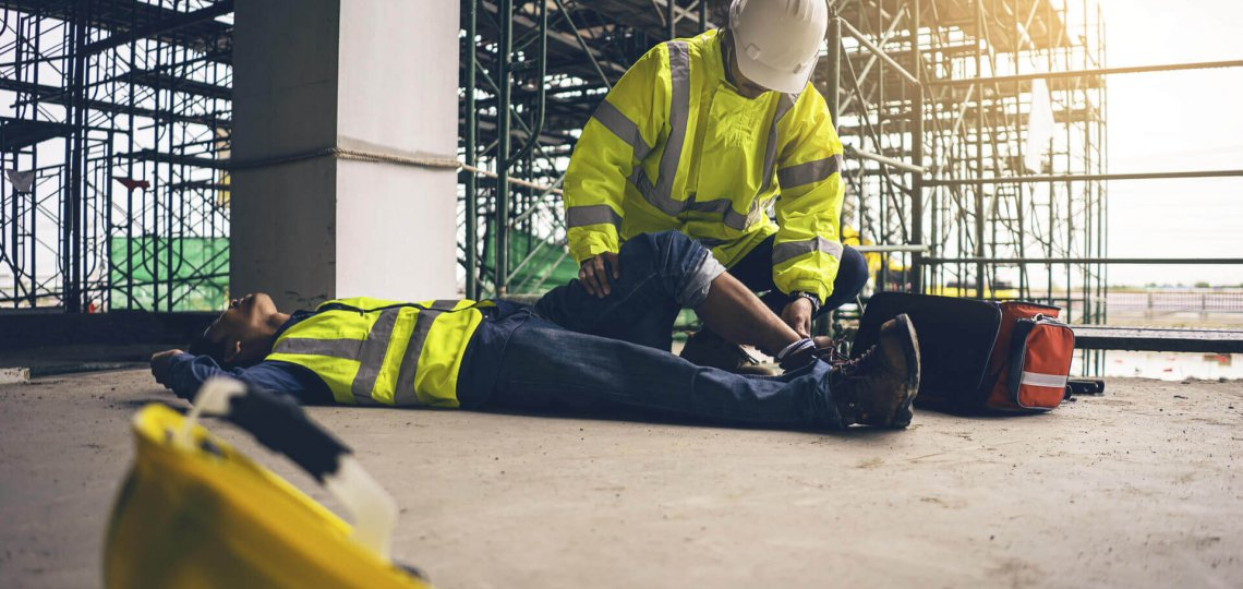 Most Common Construction Accidents That Happen Onsite
