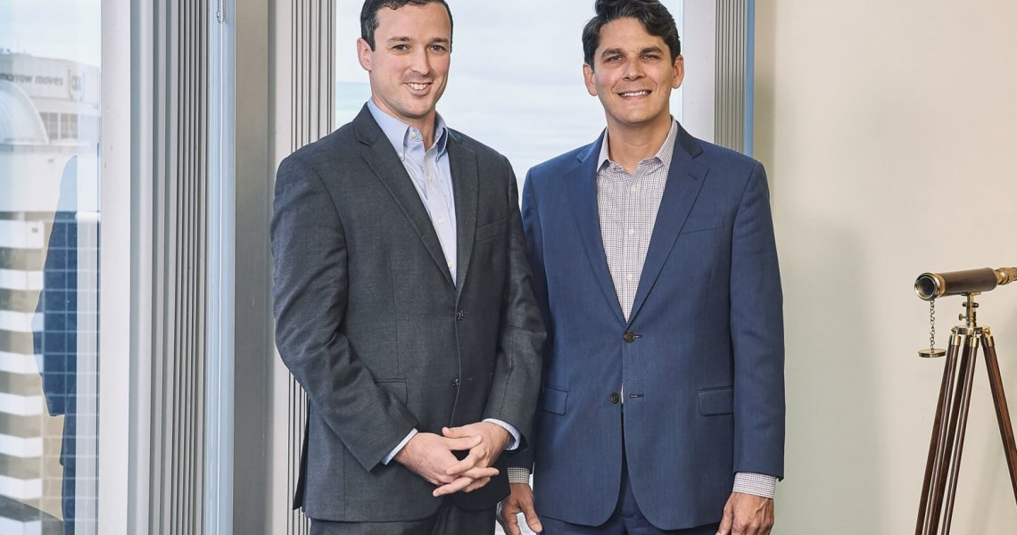Manny Papalas & Chuck Griffith