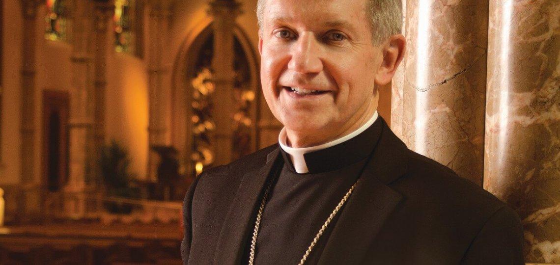 Reverend Bishop Thomas John Paprocki