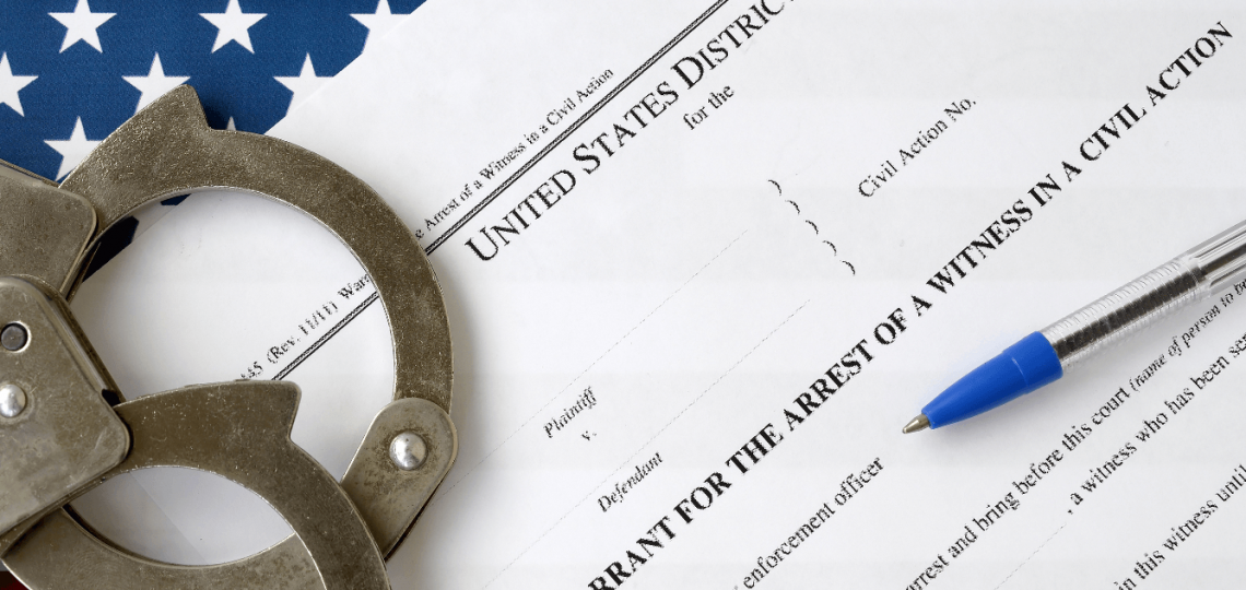 what should you do if you have a warrant