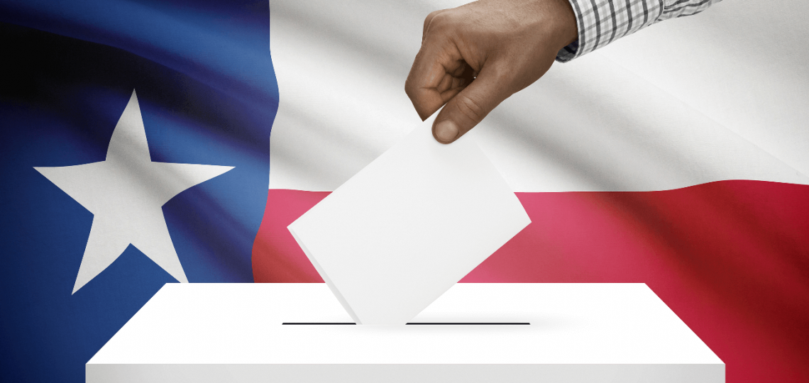 Texas Mail-In Ballot Case